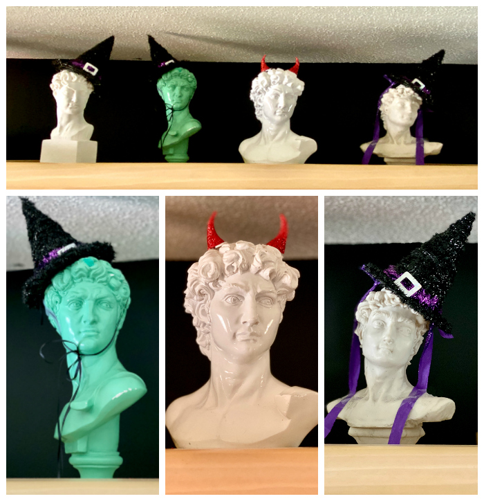 Easy Ideas for Halloween Decorating