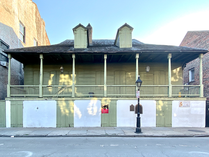 New Orleans Itinerary - Haunted History 5-in-1 Tour