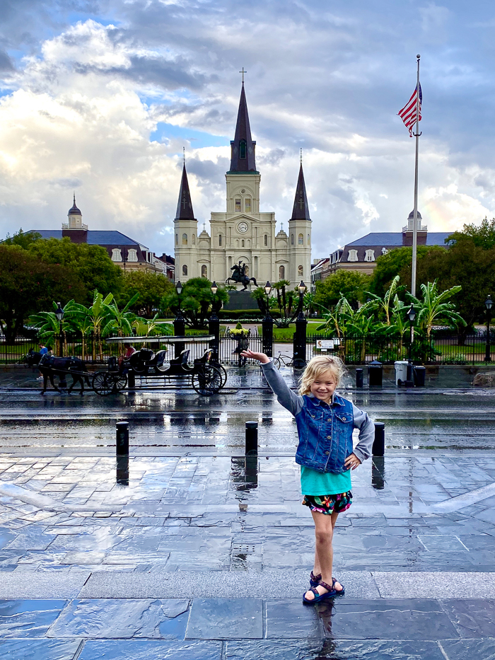 Family Fun in New Orleans