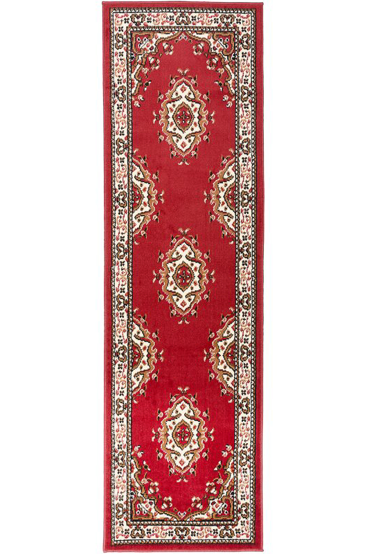 cheap traditional runner rugs - red oriental rug