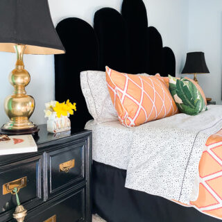 Spring Bedroom Makeover